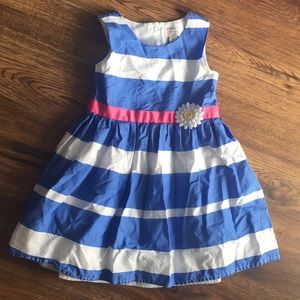 🌈3 for &13/ 4T PLACE striped summer dress